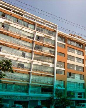 Edificio Bamboo