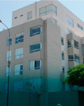 Edificio del Parque